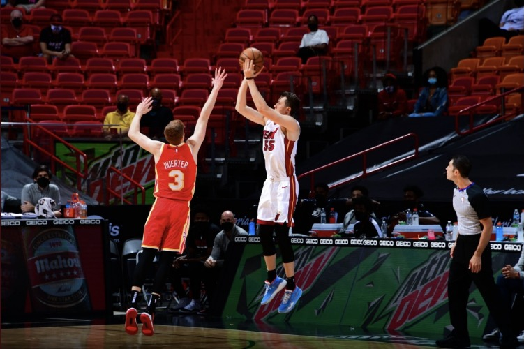 5 Takeaways from Heat's Loss to Hawks