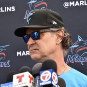 Mattingly's media availability