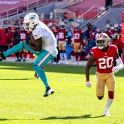 Dolphins Win 49ers