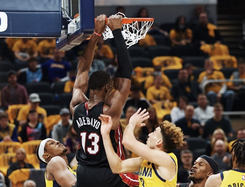 Five Takeaways from Heat's Overtime Loss in Indiana