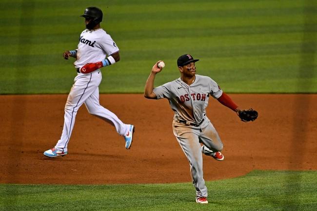 Marlins Lose Series VS Boston