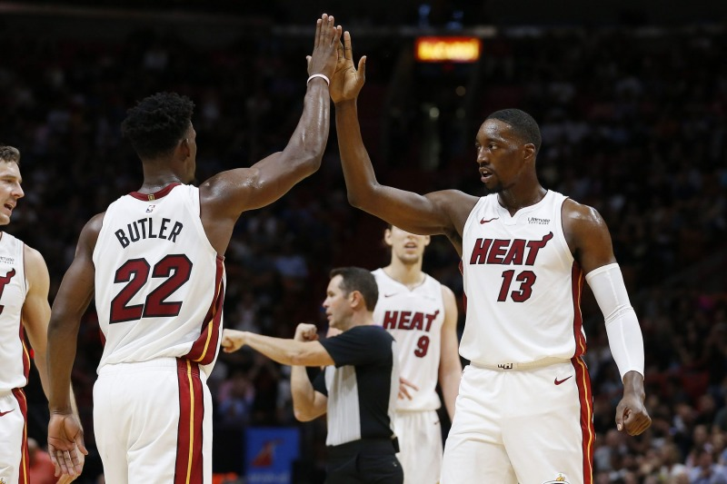 Jimmy Butler and Bam Adebayo Not in All-Star Game, Forcing Best Case Scenario