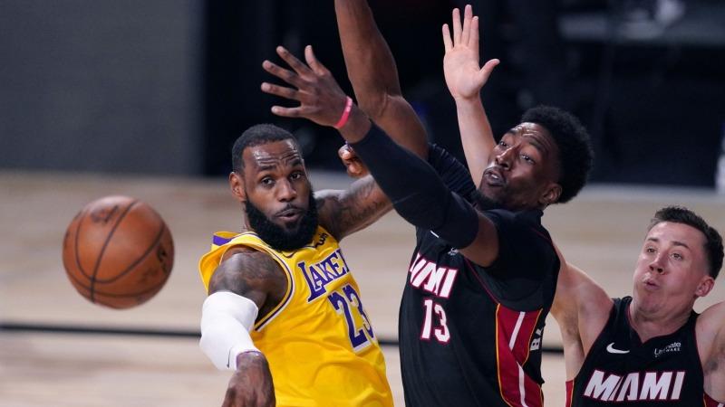 A Breakdown of Bam Adebayo's Outstanding Defense on LeBron James