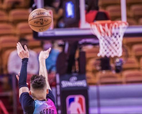 A Breakdown of Tyler Herro Against Portland