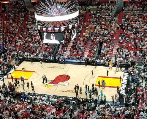 Miami Heat open at home against Grizzlies