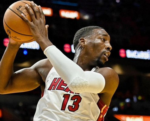 Bam Adebayo Signs Extension with Miami