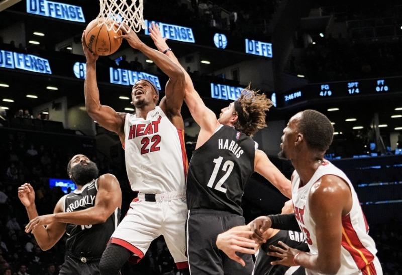 Five Takeaways from Heat's Big Win Over Brooklyn