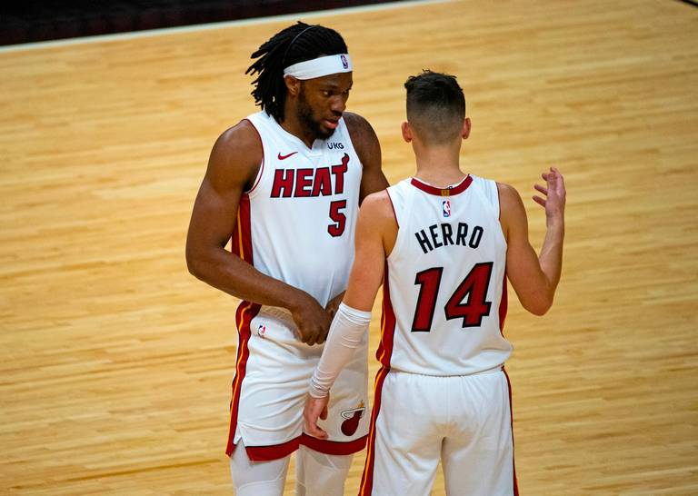 The Young, The Hungry, The Heat