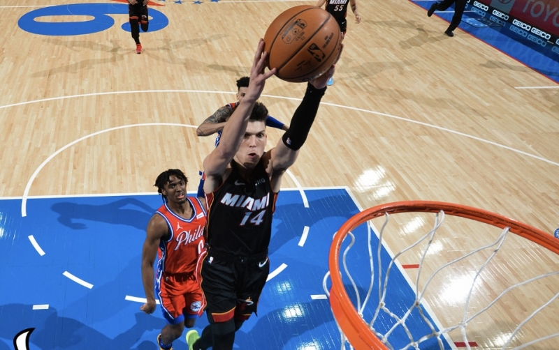 5 Takeaways from Heat's Loss to the 76ers