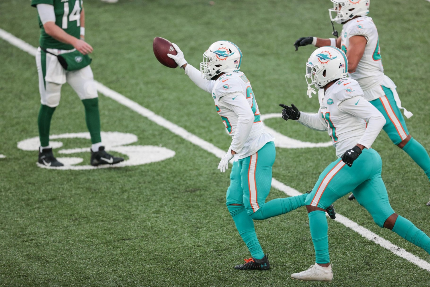 Dolphins win Jets