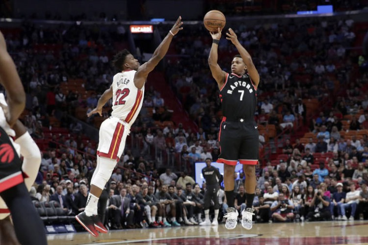 Kyle Lowry's Fit with Heat More than a Jimmy Butler Relationship