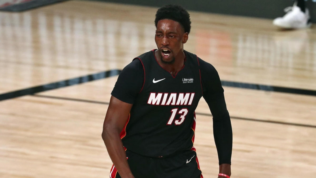 Bam Adebayo Belongs in Defensive Player of the Year Discussion