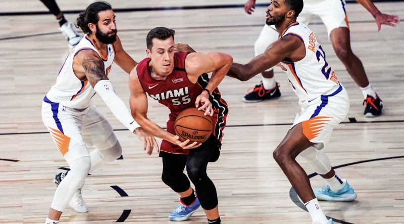 5 Takeaways from Suns Victory Over Short-Handed Heat Team