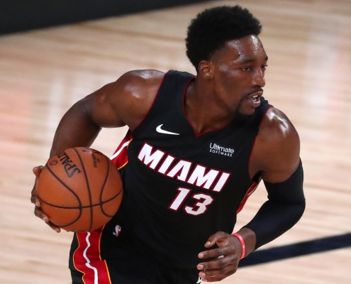 Miami's Hunt for a Big Man Isn't Predicated Around A Fit for Bam Adebayo