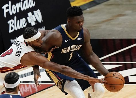 Mateo's Hoop Diary: Zion Williamson, Thicker Than Most