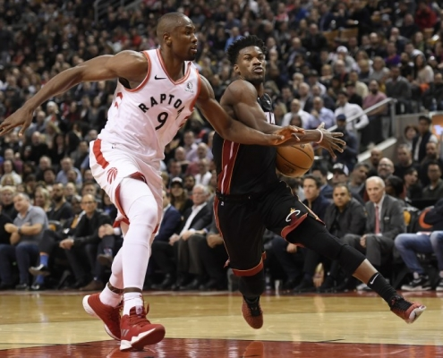 Is Serge Ibaka the Best Big Man Option For This Heat Team?
