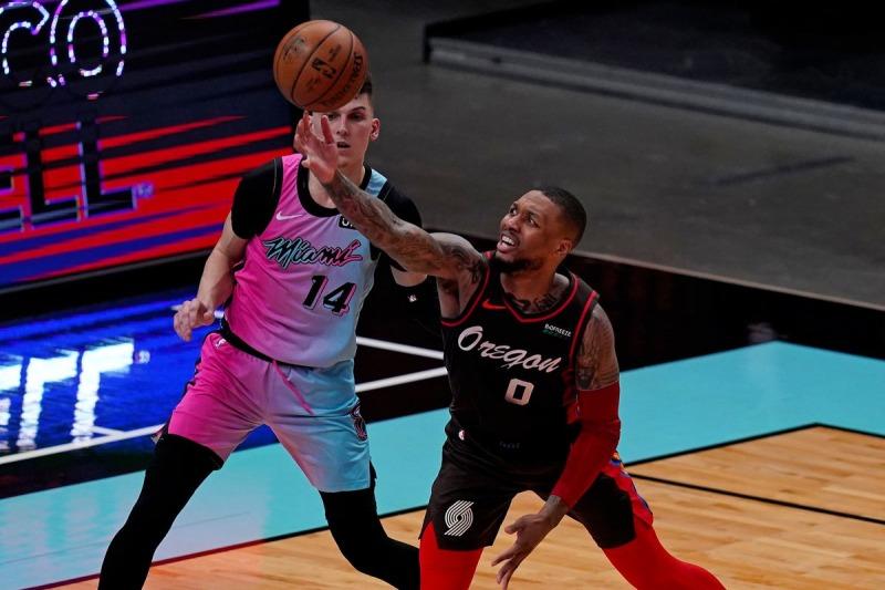 How Would Damian Lillard Look in the Miami Heat's Scheme?