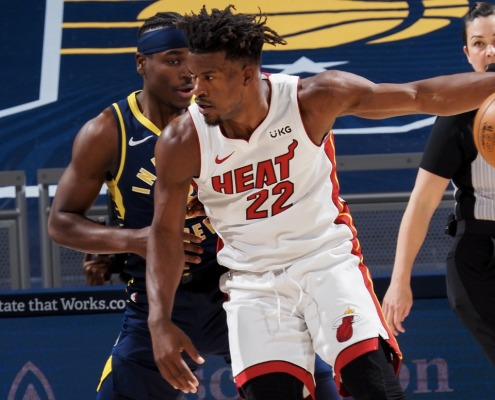 5 Takeaways from Heat's Victory Over Indiana