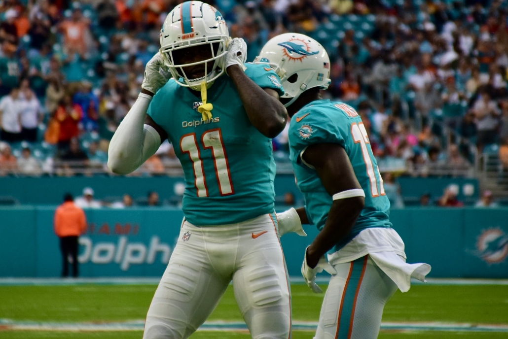 "5 Reasons Contributors on Dolphins-Jets ""clash"""