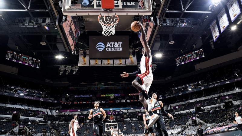 Five Takeaways from Heat's Win Over Spurs