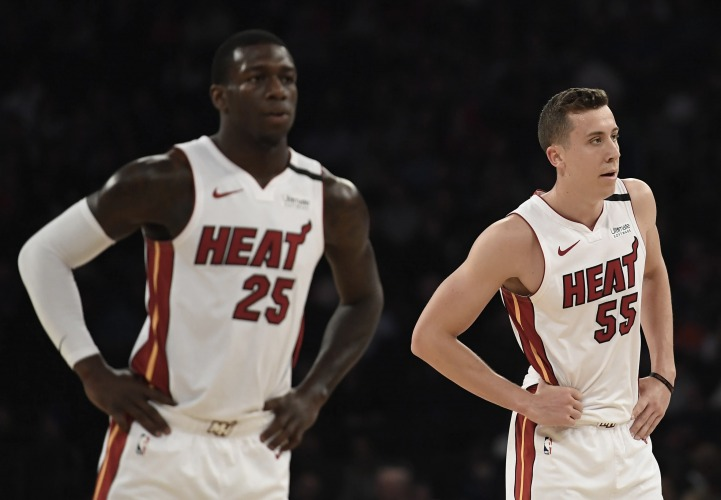 Five Takeaways from Heat's Shorthanded Win Over Rockets