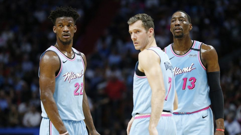 Miami Heat Will Be Without Butler, Adebayo, Dragic, Among Others