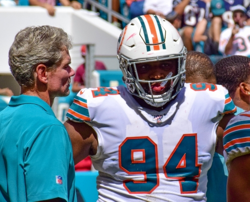 Dolphins stock up, stock down vs Patriots