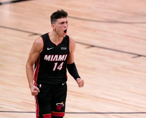 #BugBrady: Taking Your Miami Heat Questions