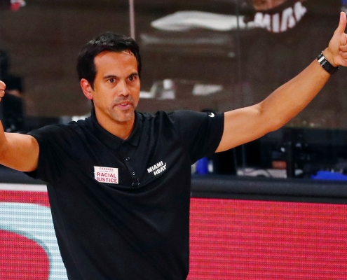 Miami's Building A Team for Erik Spoelstra