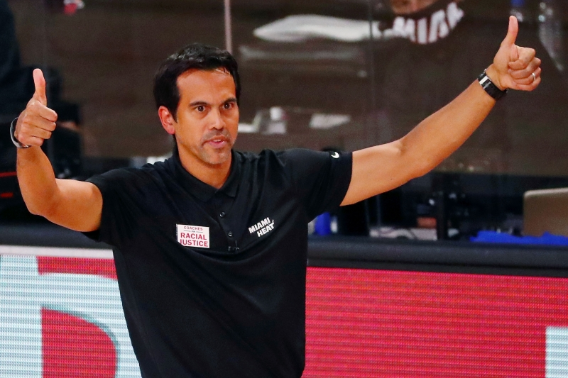 Miami's Building A Team for Erik Spoelstra