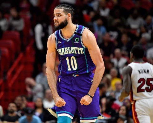 Breaking Down the Heat's Second Two-Way Caleb Martin