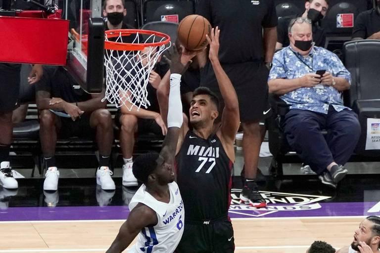 The Future is Bright for Miami Heat's Omer Yurtseven
