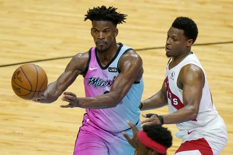 What Part of Jimmy Butler's Game Will Kyle Lowry Take the Most Pressure Off?
