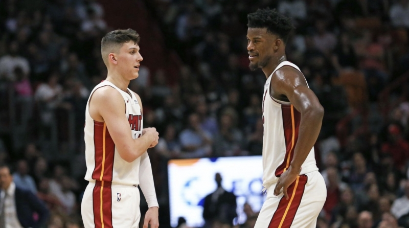 5 Dynamic Duos on Current Miami Heat Team