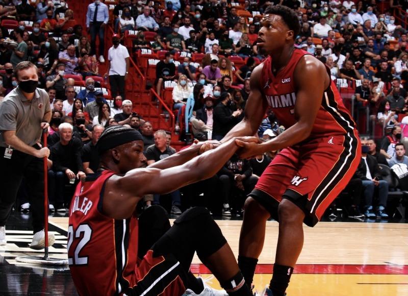 Five Takeaways from Heat's Dominant Season Opener