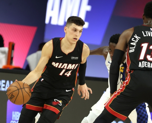 Position-Less Basketball: Miami Heat Paving the Way