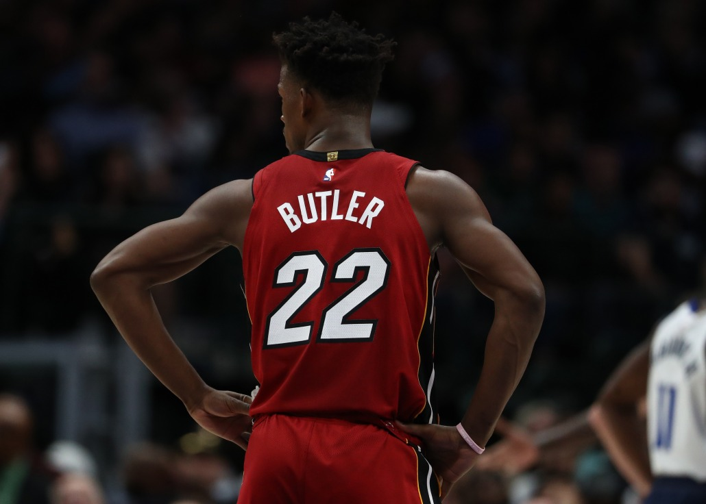Miami Heat Respond to Jimmy Butler's Tebow Moment