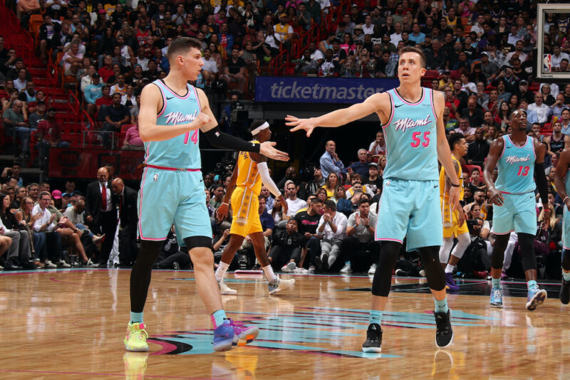 Who Will Close More Games for the Heat this Season: Herro or Robinson?
