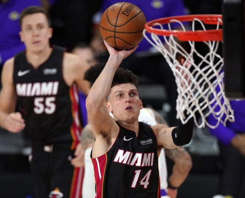Why is Attacking the Basket Essential for Tyler Herro?