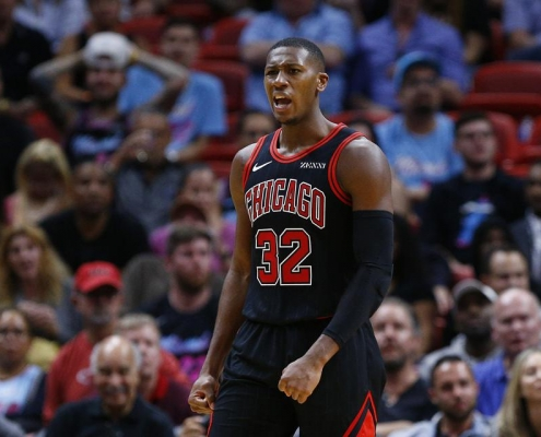 Could Miami Go From Kendrick Nunn to Kris Dunn?