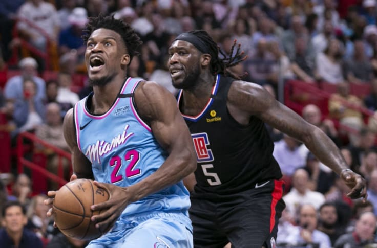 A Montrezl Harrell Miami Heat Signing Seems Unlikely, But Not Impossible