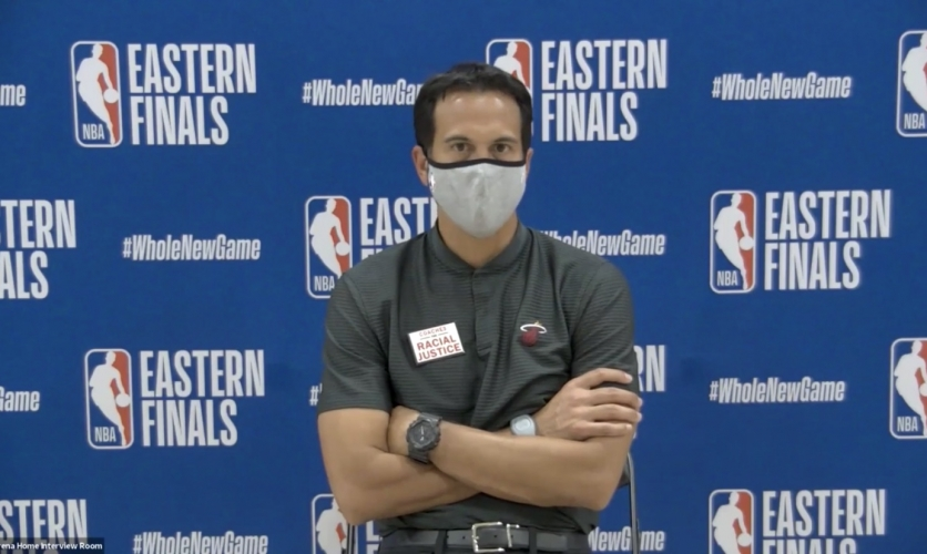 5 Post-Practice Comments from Spoelstra, Crowder, Iguodala