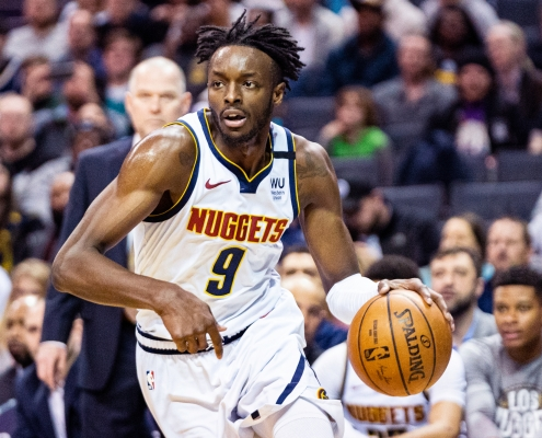 Is Jerami Grant a Good Fit For Miami?