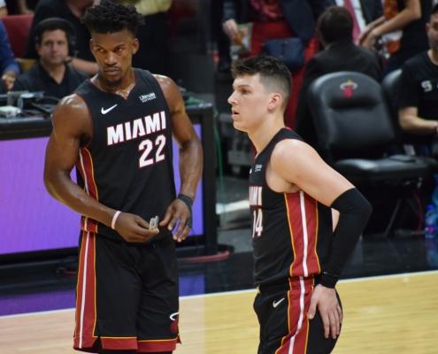 Jimmy Butler All-NBA Third Team, Kendrick Nunn and Tyler Herro All-Rookie Team