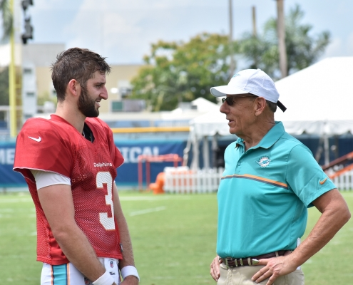 Miami Dolphins camp Quickie Notes: Day 9