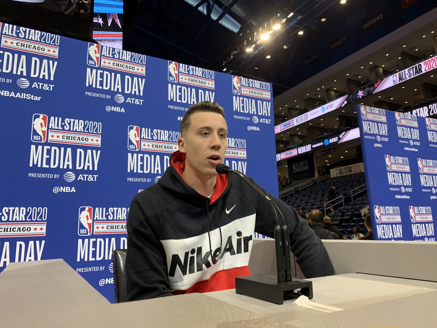5 Takeaways From The Duncan Robinson Interview About The Miami Heat Five Reasons Sports Network
