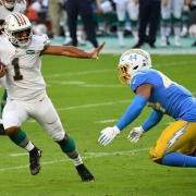 Dolphins Chargers Win