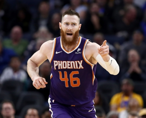 What Would A Miami Heat Aron Baynes Signing Look Like?