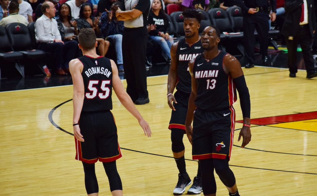 Miami Heat one of teams that could surprise