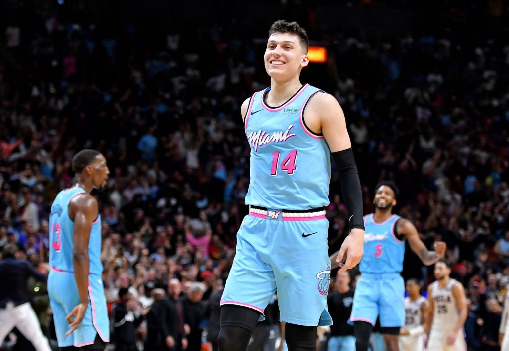 Tyler Herro is here to silence his doubters